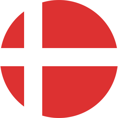 Danish Flag Icon