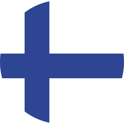 Finnish Flag Icon